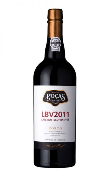 Poças Late Bottled Vintage Port (LBV)  Poças Júnior