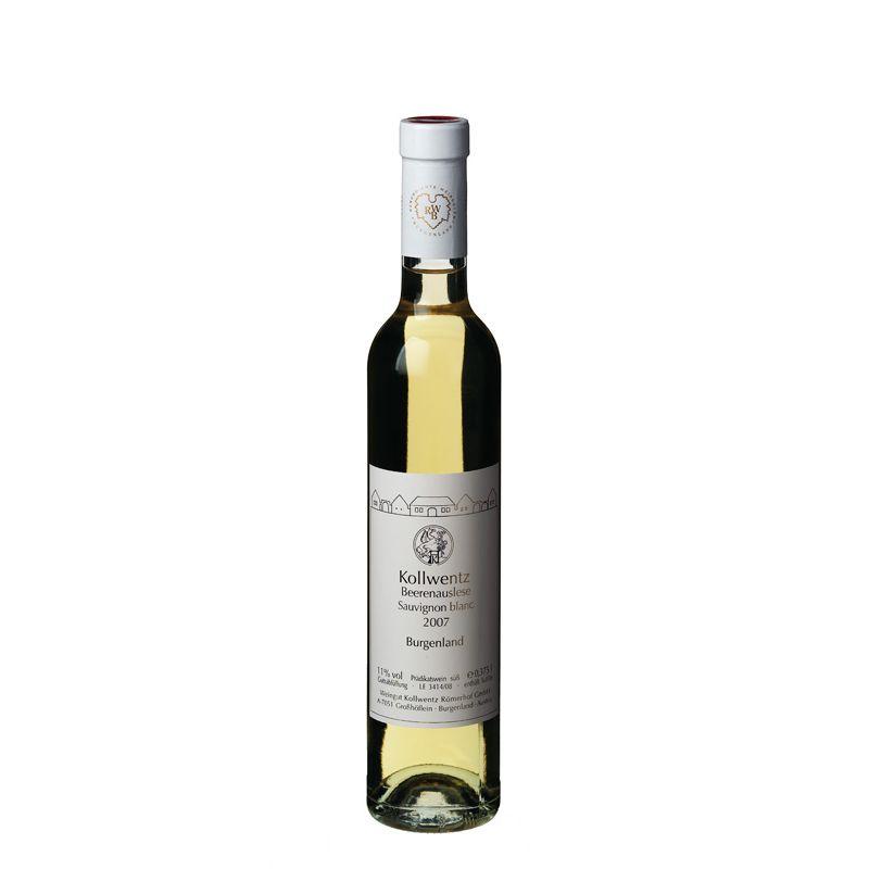 Sauvignon Blanc Beerenauslese, 0,375 l, Süßwein, Kollwentz