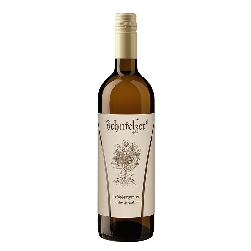 Weißburgunder, unfiltriert, biodynamisch, Demeter BIO, Schmelzer's Weingut