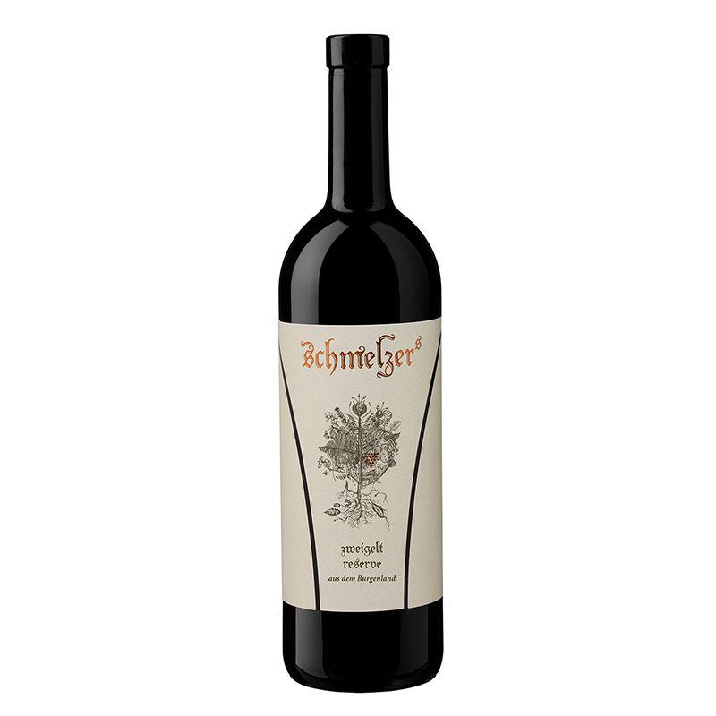 Zweigelt Reserve, biodynamisch, Demeter BIO, Schmelzer's Weingut