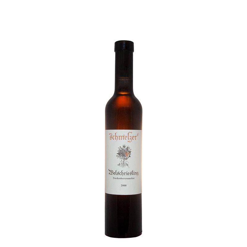 Welschriesling Trockenbeerenauslese (TBA), Süßwein, Schmelzer's Weingut