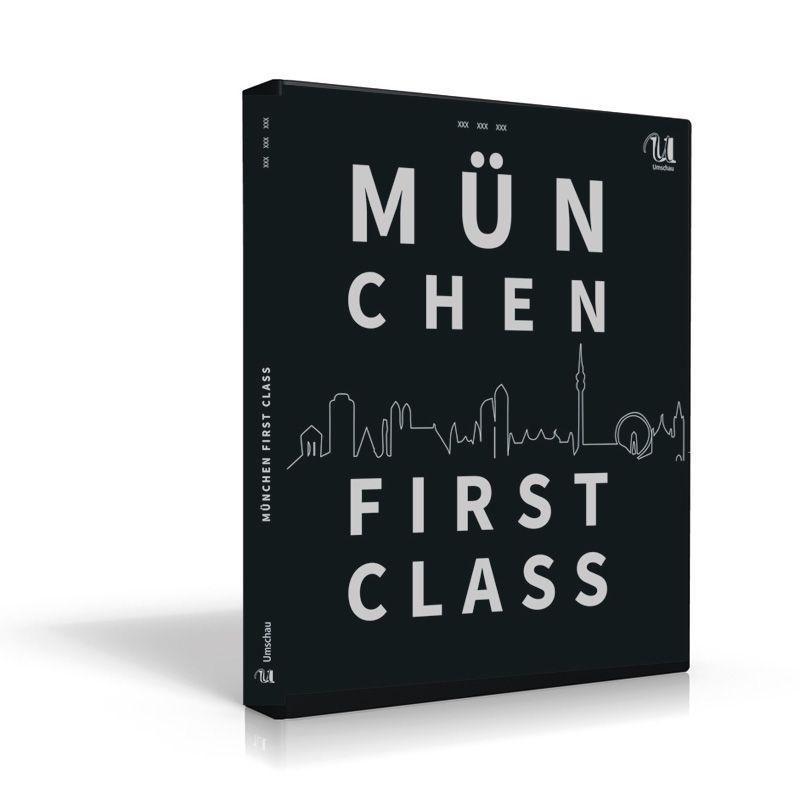 """Buch """"München First Class"""""""