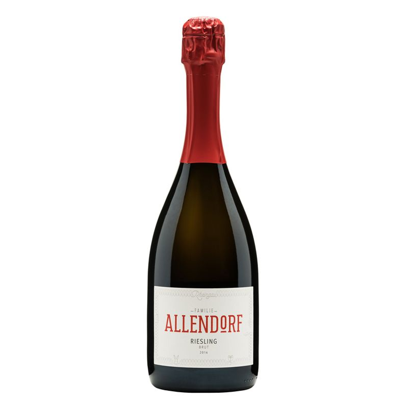 Allendorf Rheingau Riesling Brut, Sekt, VDP.Gutswein, Allendorf