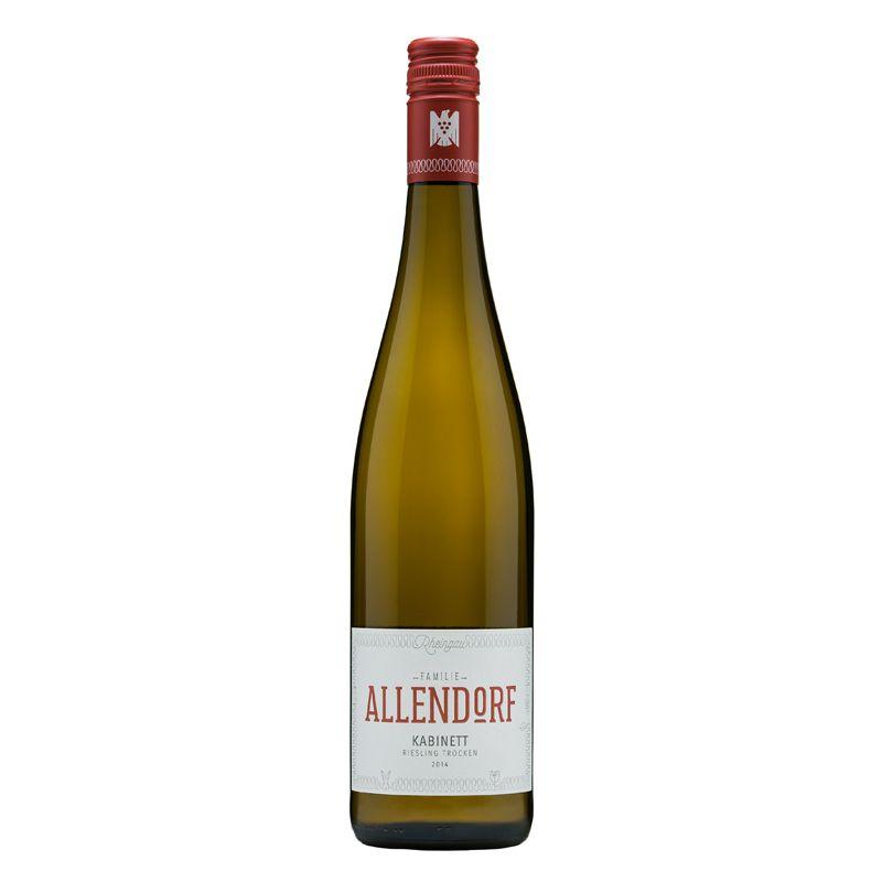 Rheingau Riesling Kabinett trocken, VDP.Gutswein, Allendorf