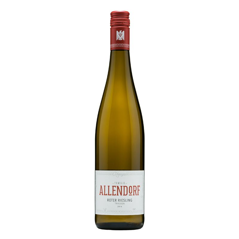 Roter Riesling trocken, VDP.Gutswein, Allendorf