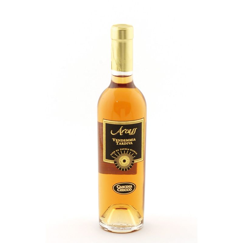 Arcass, Vendemmia Tardiva, 0,375 l, Dessertwein, Cascina Chicco