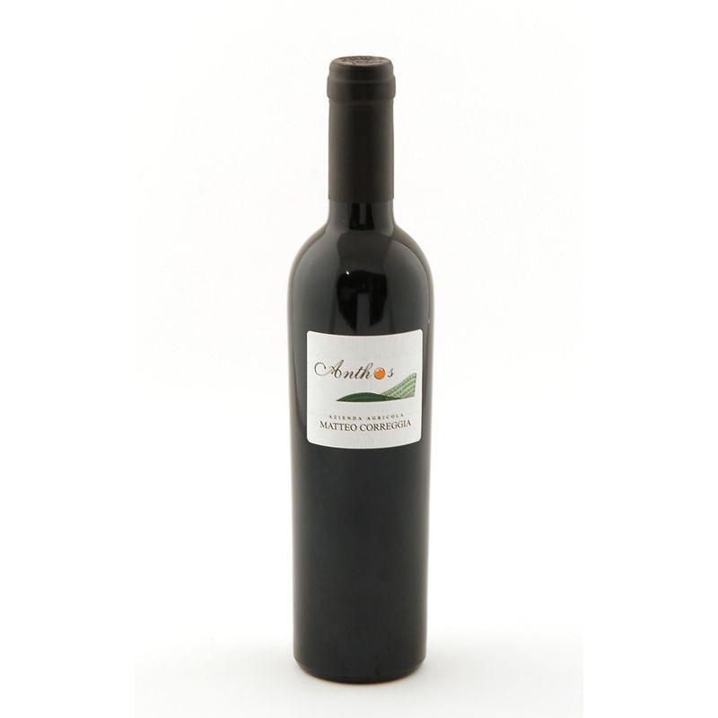 Anthos Passito Rosso, 0,375 l, Dessertwein, Matteo Correggia