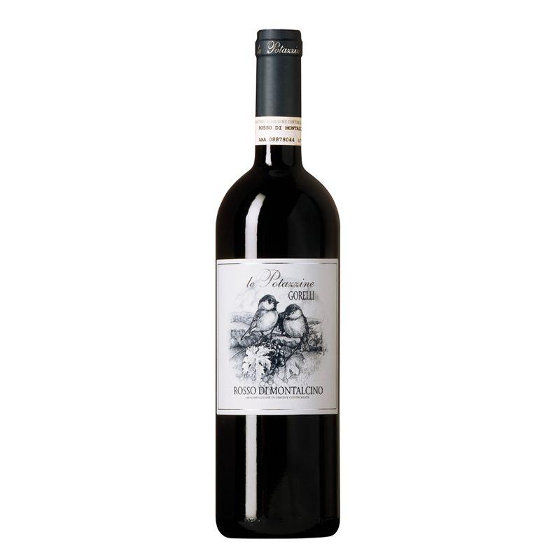 Rosso di Montalcino, D.O.C., Tenuta Le Potazzine