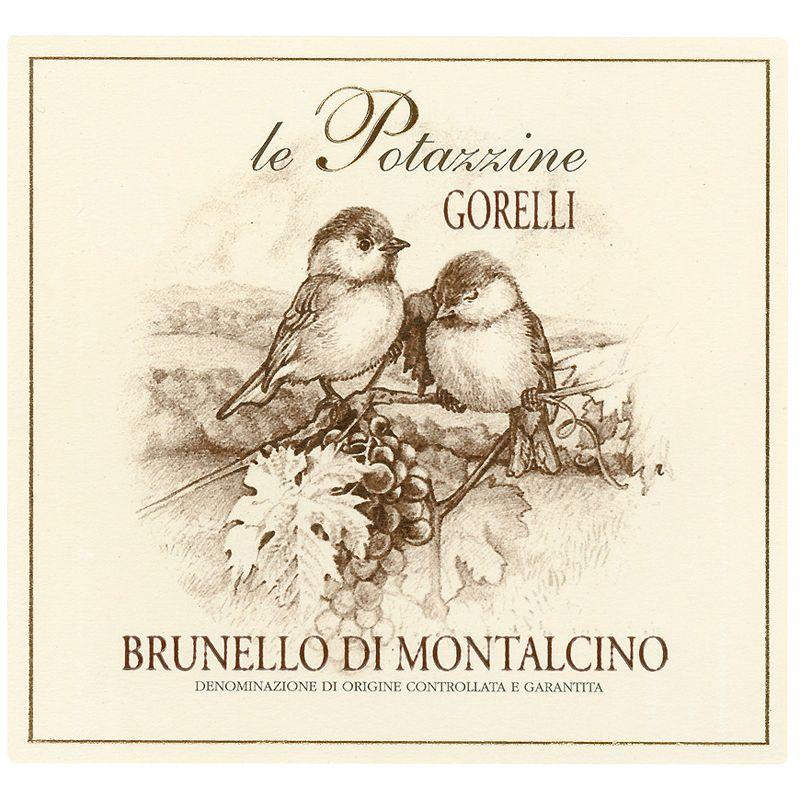 Brunello di Montalcino, D.O.C.G., Tenuta Le Potazzine