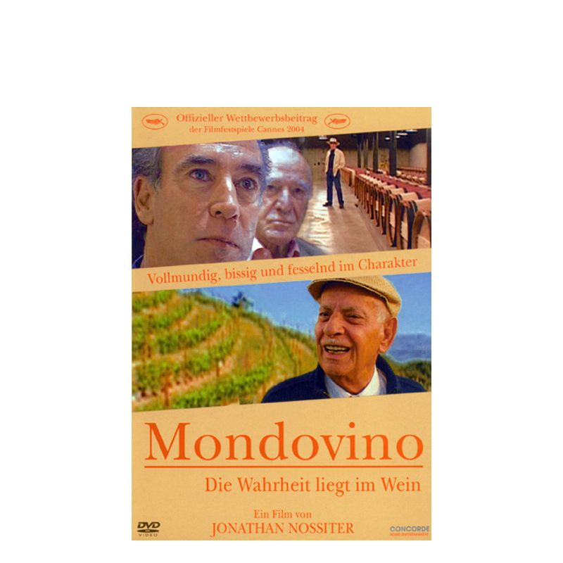 """Film (DVD) – Mondovino """"Die Wahrheit liegt im Wein"""""""