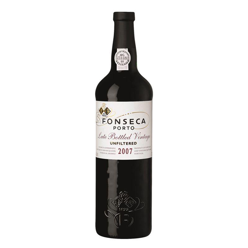Late Bottled Vintage Port, unfiltered, Fonseca
