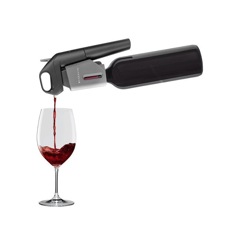 CORAVIN™ Model Three – Black (Wine Lover Pack)