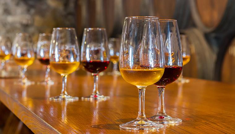 Verstärkte Weine – Port, Sherry & Co