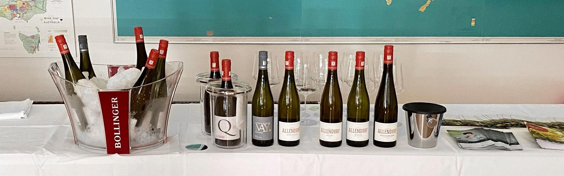 """Rückblick: """"Tag des offenen Weins"""" in München 2020"""