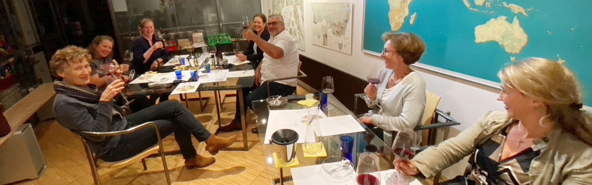 Virtuelle Weinevents & online Verkostungen