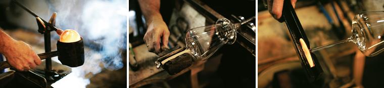 Zalto Glasherstellung Handwerkskunst